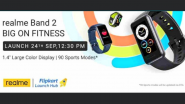 Realme Band 2 पुढील आठवड्यात भारतात होणार लॉन्च, जाणून घ्या खासियत