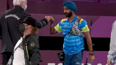 Tokyo Paralympics 2020: थरारक शूटआउटमध्ये Harvinder Singh ने घडावला इतिहास, पहिल्या पॅरा-तिरंदाजी कांस्य पदकाला घातली गवसणी