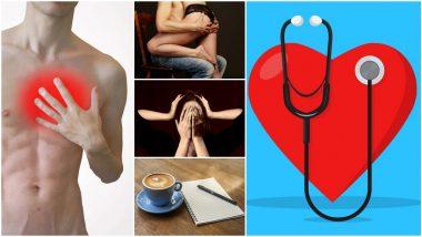 World Heart Day 2021: कॉफी, Sexआणि Migraine बाबत सावधान,  या १० गोष्टी ठरु शकतात हृदयविकार आजाराचे कारण
