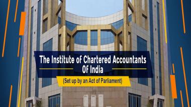 CA Intermediate Result 2021: इन्स्टिट्यूट ऑफ चार्टर्ड अकाउंटंट्स ऑफ इंडियाच्या सीए इंटर निकालाची तारीख जाहीर, 'असा' पाहता येईल निकाल