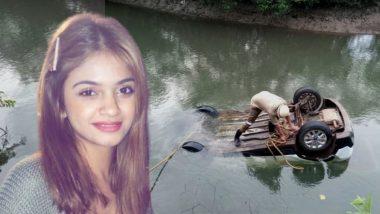 अभिनेत्री Ishwari Deshpande, Shubham Dedge यांचा गोव्यातील बागा-कलंगुट येथे कार अपघातात मृत्यू