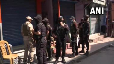 Jammu Kashmir Update: श्रीनगरच्या खानयारमध्ये सुरक्षा दलांवर दहशतवादी हल्ला, एक पोलीस अधिकारी शहीद