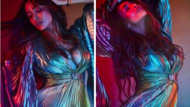 Malaika Arora हिचा डीपनेक ड्रेस मधील हॉट फोटो सोशल मीडियात व्हायरल, युजर्सने केल्या 'अशा' कमेंट्स