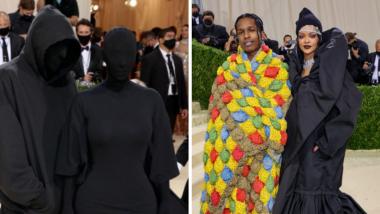 Met Gala 2021: किम कर्दाशिया हिच्या ड्रेसवरुन युजर्सकडून सोशल मीडियात मिम्सचा पाऊस, रिहानाच्या बॉयफ्रेंडला ठरवले कँडी क्रश