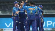 MI Vs PBKS, IPL 2021: मुंबई इंडियन्सचा कर्णधार रोहित शर्माने टॉस जिंकला, पंजाब किंग्सला प्रथम फलंदाजी करण्याचे दिले आमंत्रण