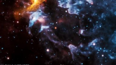 NASA ने शेअर केलेला हा फोटो पाहिलात? तुम्हालाही हात दिसतोय का पाहा?