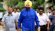 Navjot Singh Sidhu Resigns: नवज्योत सिंग सिद्धू यांचा  काँग्रेस प्रदेशाध्यक्ष पदाचा राजीनामा