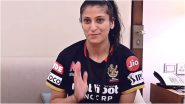 RCB मसाज थेरपिस्ट Navnita Gautam एक टीम प्लेयर आणि मोठ्या मनाची महिला, वयाच्या 29 व्या वर्षी घेतली आहेत 30 मुले दत्तक (Watch Video)