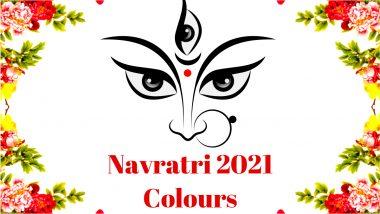 Navratri Colours 2021 for 9 Day: शारदीय नवरात्रोत्सवात यंदा कोणत्या दिवशी कोणत्या रंगाची साडी परिधान कराल? पहा संपूर्ण यादी