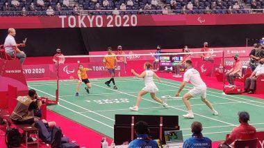Tokyo Paralympics 2020: पलक कोहली पहिल्या SU5 एकेरी सामन्यात पराभूत, प्रमोद भगत याच्यासोबत मिश्र दुहेरीत देखील निराशाजनक सुरुवात