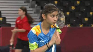 Tokyo Paralympics 2020: भारताची युवा शटलर Palak Kohli महिला एकेरी SU5 क्वार्टरफाइनल सामन्यात पराभूत