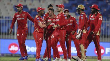IPL 2021, SRH vs PBKS: अखेरच्या षटकात पंजाबचा 5 धावांनी विजय, प्लेऑफ शर्यतीतून सनरायझर्स हैदराबादचा पत्ता कट