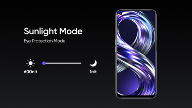 Realme 8i स्मार्टफोन भारतात लॉन्च, जाणून घ्या किंमतीसह स्पेसिफिकेशन