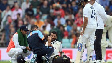 IND vs ENG: टीम इंडियाला जोरदार धक्का; रोहित शर्मा आणि चेतेश्वर पुजारा यांना दुखापत झाली, वेदनेमुळे मैदानावर येणे झाले मुश्किल