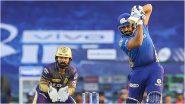 IPL 2021: केकेआरविरुद्धच्या सामन्यात आमच्याकडून चुका झाल्या, रोहित शर्माने दिली प्रतिक्रिया