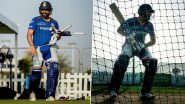 IPL 2021: सीएसकेला धोबीपछाड देण्यासाठी 'हिटमॅन' रोहित शर्माने बदलला गियर, नेट्समध्ये केला कसून सराव