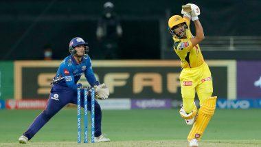 IPL 2021 CSK vs MI Match 30: Ruturaj Gaikwad ची एकहाती फटकेबाजी, मुंबईने चेन्नईला 156/6 धावांवर रोखले
