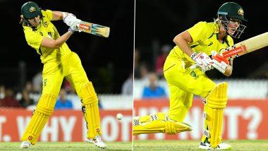 AUS-W vs IND-W 2nd ODI: ऑस्ट्रेलियाने भारताच्या तोंडून खेचून काढला विजयाचा घास, बेथ मूनी-McGrath बनले गेमचेंजर