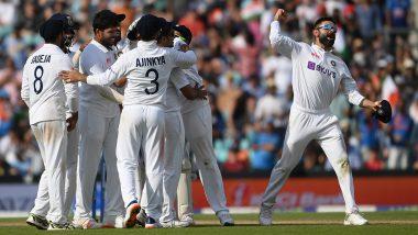 ICC WTC 2021-2023 Points Table: चौथ्या कसोटी विजयामुळे जागतिक कसोटी अजिंक्यपद स्पर्धेत भारताला फायदा, गुणतालिकेत 'विराटसेने'ने घेतली झेप; पाहा इंग्लंडची स्थिती