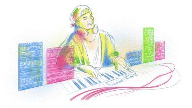 Tim Bergling's 32nd Birthday Google Doodle: स्विडीश डिजे टिम बर्गलिंग ला National Suicide Prevention Week  दरम्यान डूडल द्वारा म्युझिकल श्रद्धांजली (Watch Video)