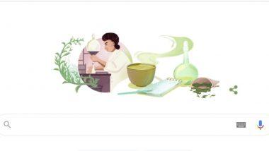 Michiyo Tsujimura Google Doodle: मिचिओ त्सुजिमुरा, Green Tea Researcher यांना 133 व्या जयंती निमित्त गूगल चं खास डूडल