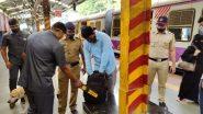 मुंबईत महत्त्वाच्या रेल्वे स्थानकांवर सुरक्षा व्यवस्थेत वाढ; 7 हजार कॅमेरे इंस्टॉल; दिल्लीत 6 संशयित दहशतवाद्यांच्या अटकेनंतर पोलिस अलर्ट मोड वर