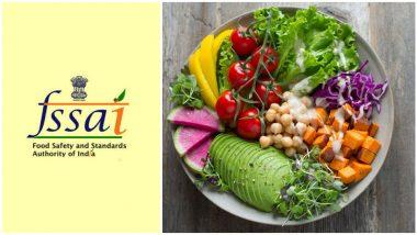 Vegan Food ग्राहकांसाठी FSSAI बनवला खास लोगो; 'V' शिक्क्यावरुन ओळखता येणार वीगन फूड