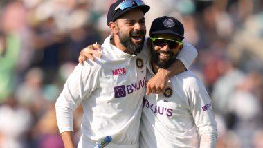 IND vs ENG 4th Test: ओव्हल कसोटीत भारताने घडवला इतिहास, पाहा इंग्लंडविरुद्ध विजयानंतर टीम इंडियाने असा केला जल्लोष (See Photos)