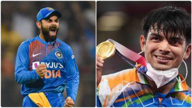 Virat Kohli ला ब्रँड व्हॅल्यूमध्ये Neeraj Chopra देणार टक्कर, ऑलिम्पिक 'गोल्डन बॉय' 10 पटीने महागला; पाहा कोणाची आहे किती Brand Value