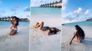 Avika Gor Bikini Video: अविका गोर ने शेअर केला बिकिनी वरचा Hot व्हिडिओ; अभिनेत्रीच हे रूप पाहून तुम्ही ही व्हाल वेडे
