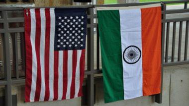 India and US Sign Project Agreement: भारत आणि अमेरिकेत हवाई प्रक्षेपित मानवरहित हवाई वाहनांच्या विकासासाठी झाला करार