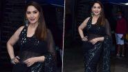 अभिनेत्री Madhuri Dixit चे डान्स दीवाने सेट वरील फोटो पहिलेत का? (See Pics)