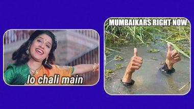 Mumbai Rains Memes: मुंबईत ऐन सप्टेंबर महिन्यातील धुव्वाधार पावसाच्या सरींवर नेटकर्यांनी शेअर केले मजेशीर ट्वीट