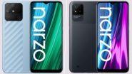 Realme Narzo 50A आणि Narzo 50i स्मार्टफोन्स भारतात लॉन्च; जाणून घ्या किंमत आणि खासियत