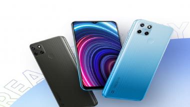 Realme C25Y: रिअलमीचा नवीन स्मार्टफोन Realme C25Y केला लाँच, जाणून घ्या वैशिष्ट्ये आणि किंमत