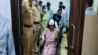 CM Uddhav Thackeray Calls Kalpita Pimple: मुख्यमंत्री उद्धव ठाकरे यांचा सहाय्यक आयुक्त कल्पिता पिंपळे यांच्याशी फोनवरुन संवाद; आरोपींना कडक शिक्षेचे आश्वासन