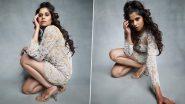 अभिनेत्री Sai Tamhankar ने सोशल मिडीयावर शेअर केले ग्लॅमरस फोटो (See Pics)