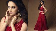 मराठी अभिनेत्री Shruti Marathe ने सोशल मिडीयावर शेअर केले तिचे मनमोहक फोटो