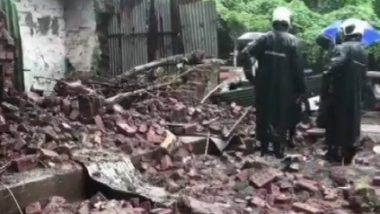 Thane Collapse: ठाणेमधील राबोडी परिसरात 4 मजली इमारतीचा स्लॅब कोसळून 3 जण जखमी