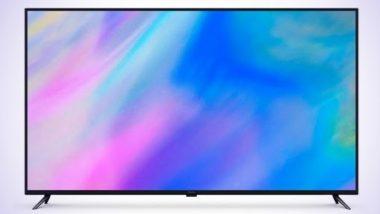 Oppo चा 75 इंचाचा मोठा डिस्प्ले स्मार्ट टीव्ही 26 सप्टेंबरला होणार लाँन्च