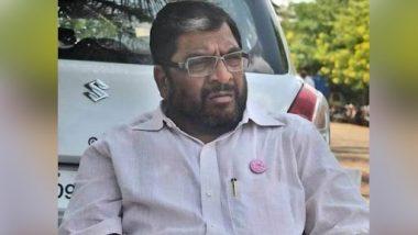 Raju Shetti: राजू शेट्टी यांचे जलसमाधी आंदोलन तात्पुरते स्थगित, मुख्यमंत्री उद्धव ठाकरे यांच्याशी उद्या होणार बैठक