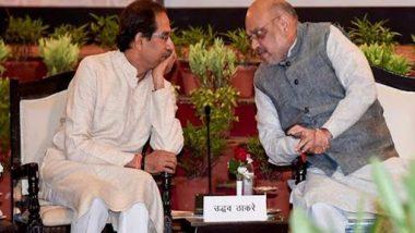 मुख्यमंत्री Uddhav Thackeray यांचा दिल्ली दौरा निश्चित, उद्या Amit Shah यांची घेणार भेट