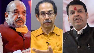 Maharashtra: उद्धव ठाकरे- अमित शाह यांच्या भेटीवर देवेंद्र फडणवीस यांची प्रतिक्रिया