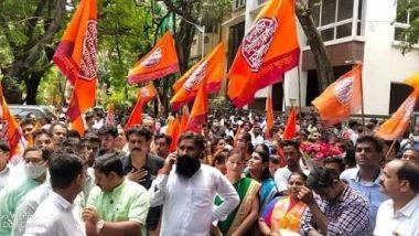 BMC Election: शिवसेनेला मोठा धक्का, मुंबई महानगरपालिका निवडणुकीच्या तोंडावर अनेक शिवसैनिकांचा मनसेत प्रवेश