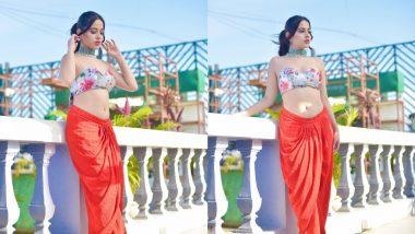 Urfi Javed ने पुन्हा दाखवला आपला Hot अंदाज; शेअर केला Bareback फोटो (See Photo)