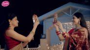 Dabur's Karwa Chauth Ad: करवा चौथ निमित्त समलैंगिक जोडप्यासह Fem Bleach ची जाहिरात; सोशल मीडियावर संमिश्र प्रतिक्रीया (View Tweets)
