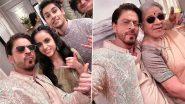 Shah Rukh Khan चं 'दिवाळी' निमित्त जाहिरातीच्या शूटिंगचे BTS क्षण वायरल