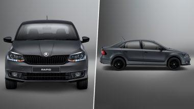 Upcoming Cars: स्कोडाची नवीन रॅपिड मॅट एडिशन कार भारतात लॉन्च, जाणुन घ्या याविषयी अधिक