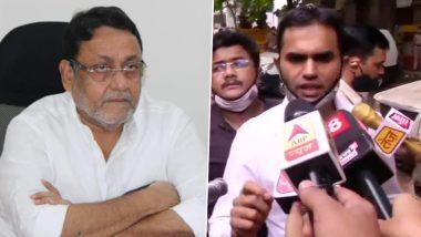 मंत्री Nawab Malik यांचे गंभीर आरोप; NCB ने जारी केली प्रेस नोट, Sameer Wankhede यांचे स्पष्टीकरण- 'सर्व आरोप खोटे, मी त्याचा निषेध करतो'