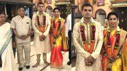 नवाब मलिक यांच्या आरोपांवर अभिनेत्री Kranti Redkar कडून पतीची पाठराखण, म्हणाली- 'मी आणि माझा नवरा समीर वानखेडे जन्मतः हिंदू आहोत' (See Tweet)